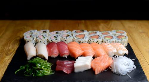 Zestawy dla sushiholika