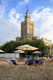 Plażówka pod Pałacem