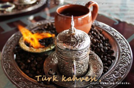Turecka kawa i herbata