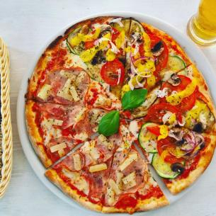 Zwycięska pizza