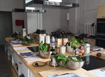 Poznawanie przez gotowanie