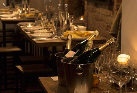 Wegańskie szampany