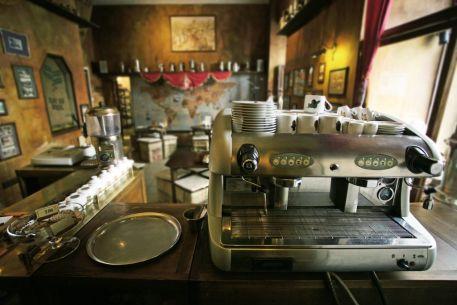 Na kawę do palarni kawy