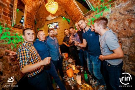 Clubbing na Szewskiej