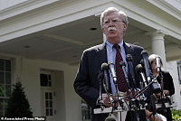 US national security adviser calls on...