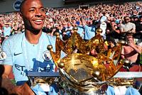 Raheem Sterling: Man City forward on...