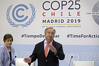 UN Chief: Humanity's 'War against...