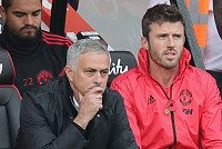 Man Utd coach Michael Carrick issues...