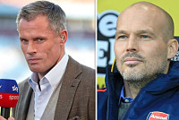Freddie Ljungberg questioned by...