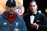 Liverpool boss Jurgen Klopp reacts to...