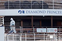Coronavirus: Britons on Diamond...