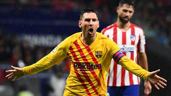 Lionel%20Messi%20hailed%20the%20GOAT%20for...