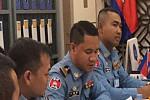 Lieutenant Colonel Sem Ratana Meets...
