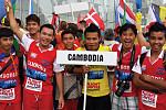Cambodia to represent Cambodia at...