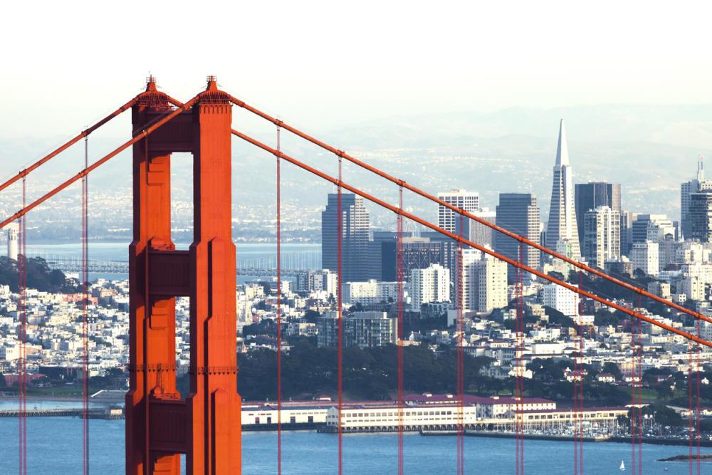 San Francisco Golde Gate Bridge