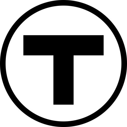 Boston MBTA T-Logo