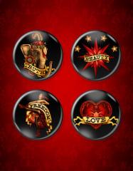 Button Badge Set