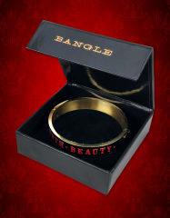 Cuff Bangle - Black