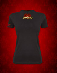 Black Greatest Thing T-Shirt - Fitted