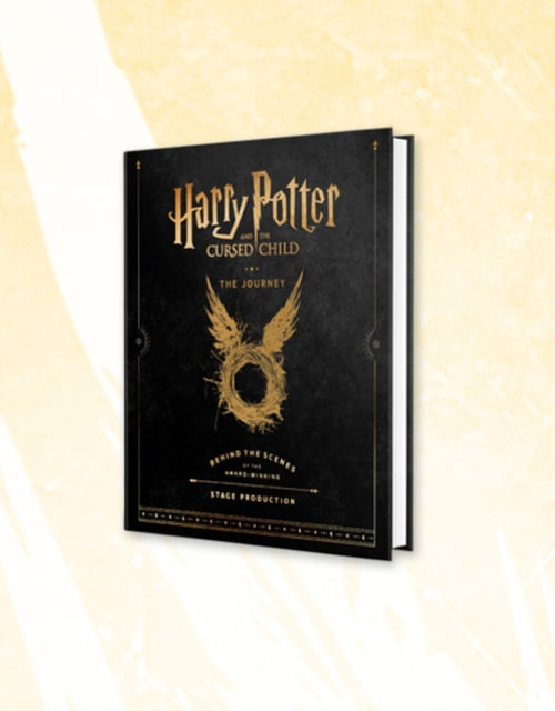 Cursed Child The Journey Book
