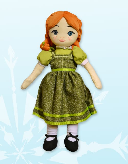 Anna Plush