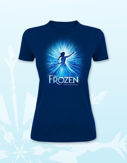 Elsa Logo T-Shirt - Fitted