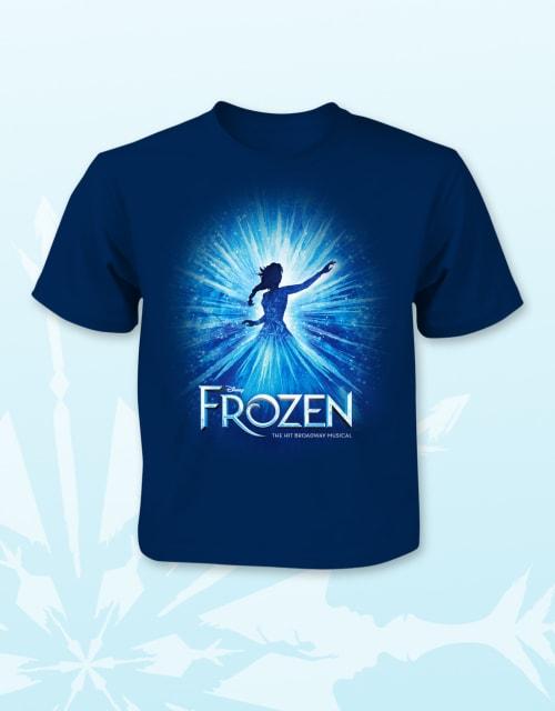 Elsa Logo T-Shirt - Kids