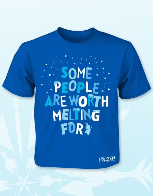 Melting T-Shirt - Kids