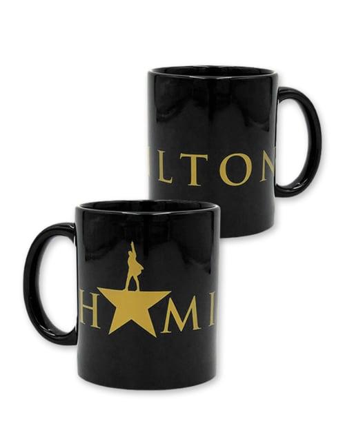 Black Logo Mug