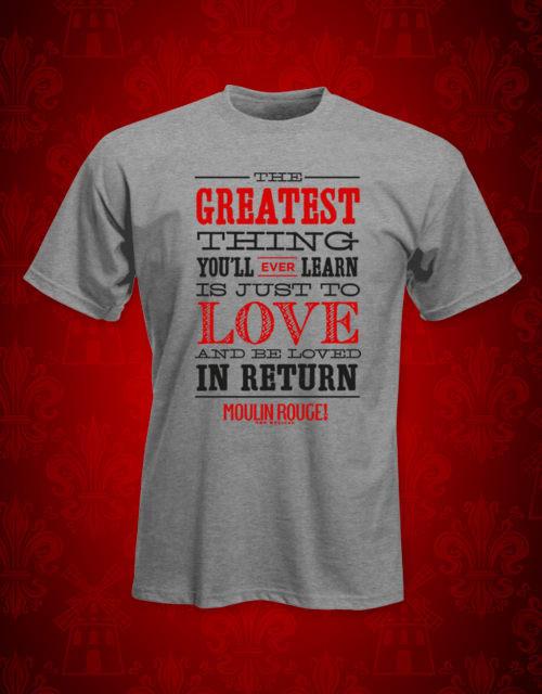 Grey Greatest Thing T-Shirt