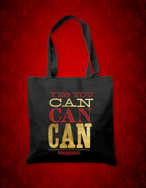 Yes You Can Can Tote Bag