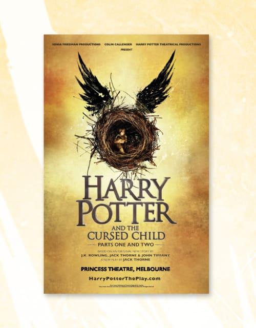 Cursed Child Poster