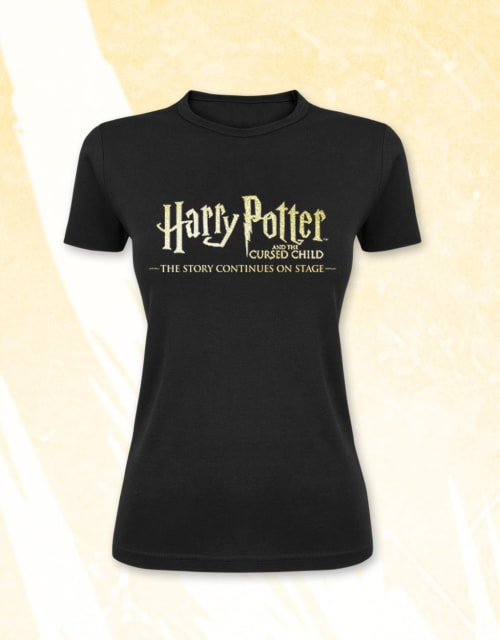 Cursed Child T-Shirt - Fitted
