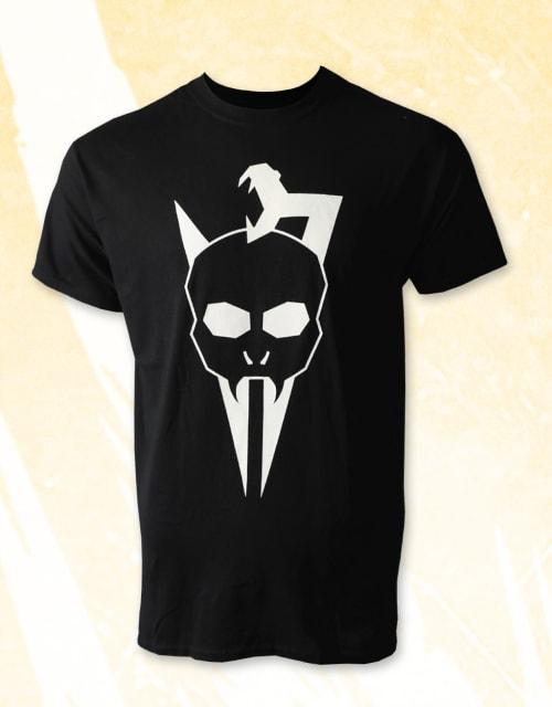 Black Dark Mark T-Shirt
