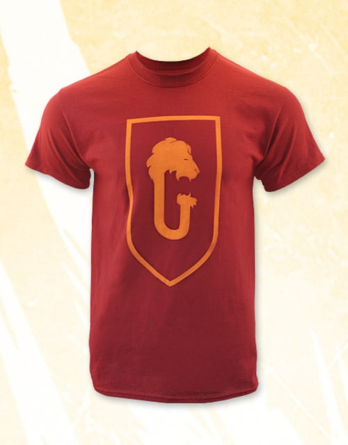 Red Gryffindor T-Shirt