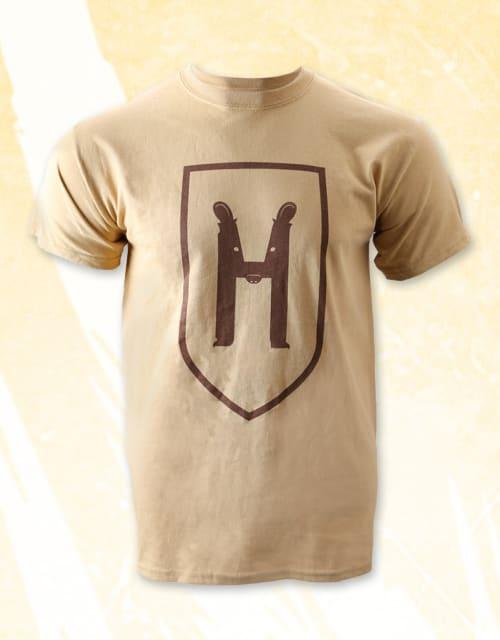 Yellow Hufflepuff T-Shirt