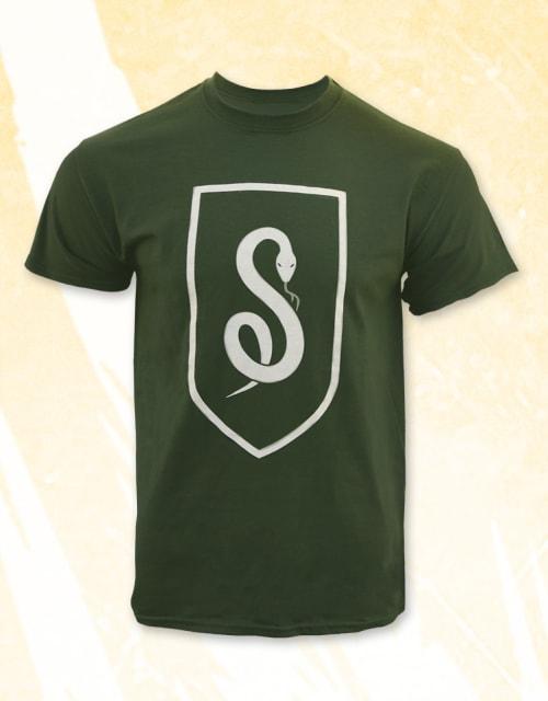 Green Slytherin T-Shirt