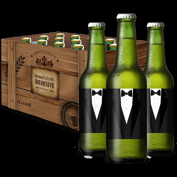 Gentleman-Bierbox