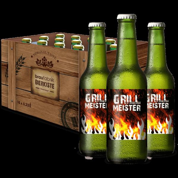 Grillmeister-Bierbox