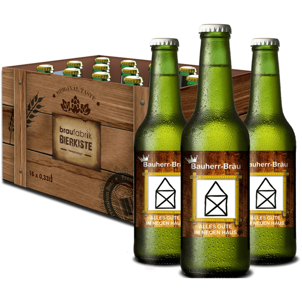 Bauherr-Bierbox