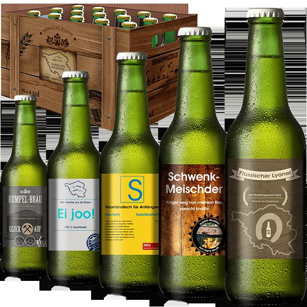 Saarland-Bierbox