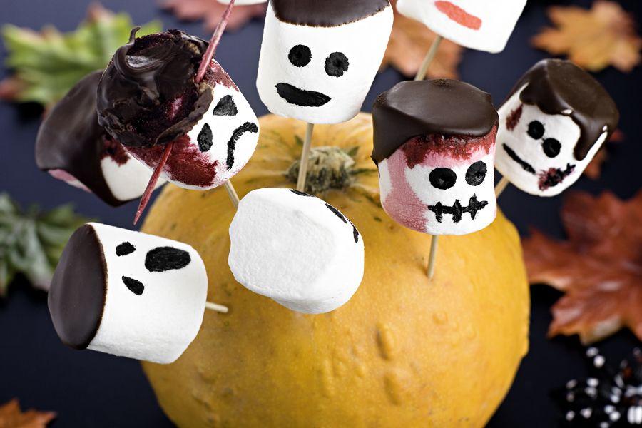halloween bakrecepten