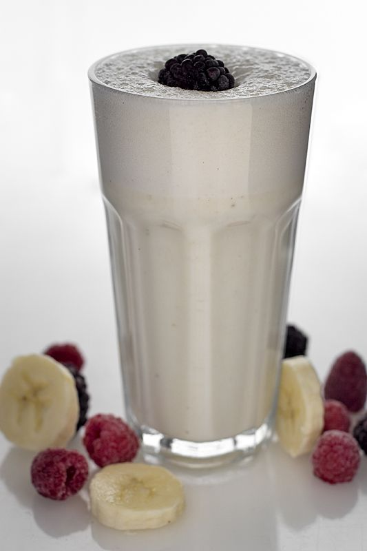 vanilj milkshake recept