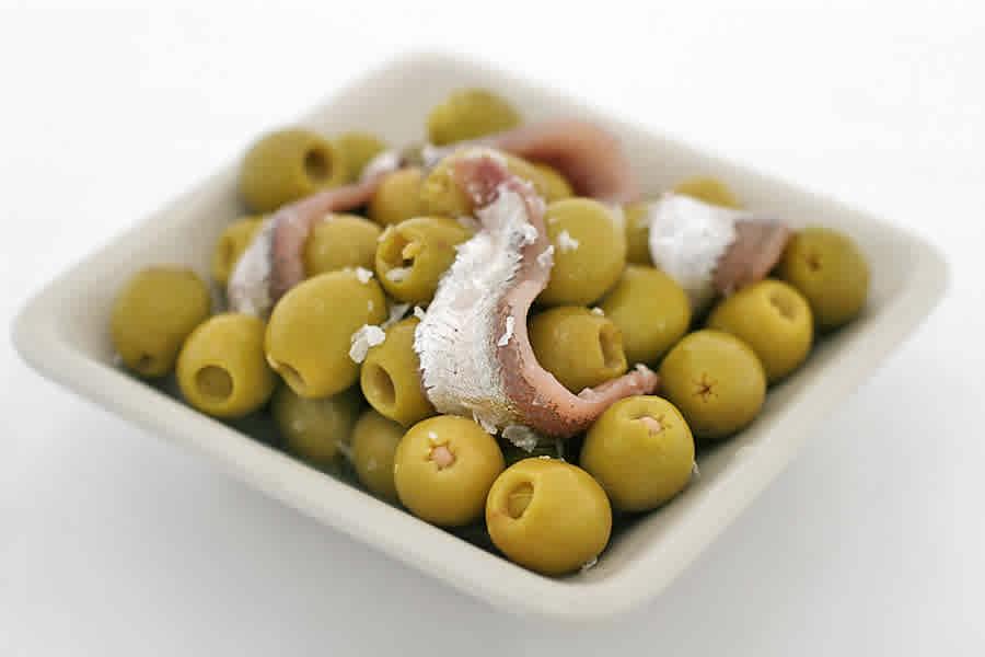 Aceiturnas - oliver (tapas)