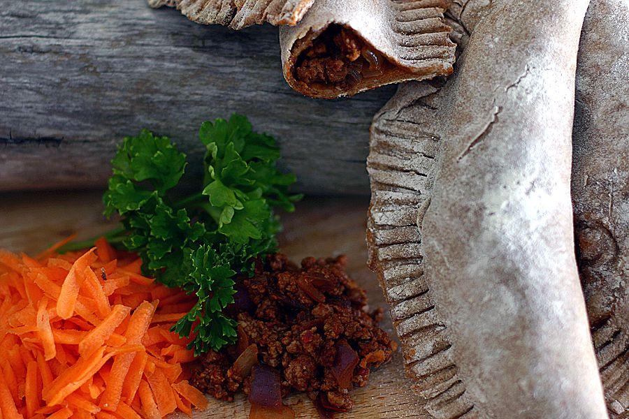Köttfärsfyllning till bl.a. pirog