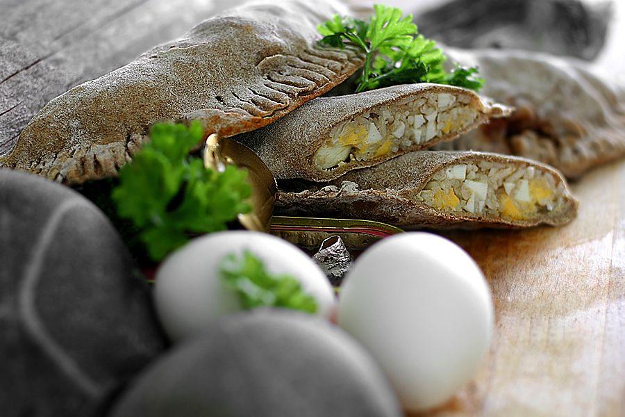 Ansjovis & äggfyllning till bl.a. pirog