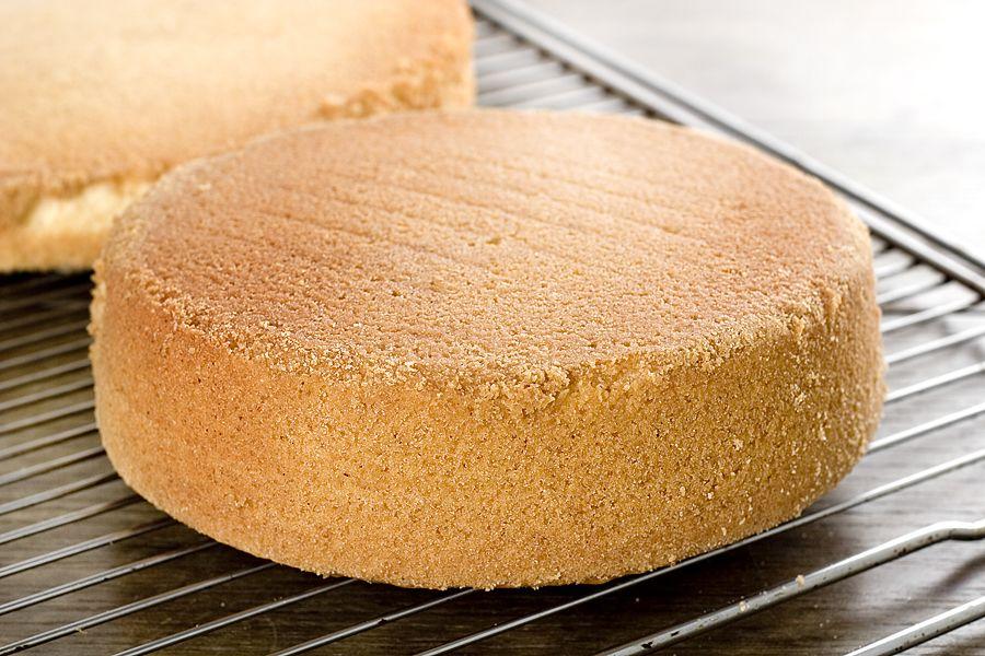 luftig tårtbotten recept