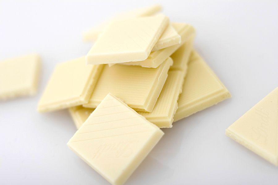 vad är vit choklad