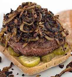 Kött- & hamburgare