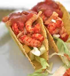 Tacos, nachos